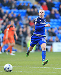 Cardiff's Lex Immers in action during the Sky Bet Championship League match at The Cardiff City Stadium.  Photo credit should read: David Klein/Sportimage