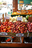 USA, California, Oakland, fresh produce for sale at Yasai Market