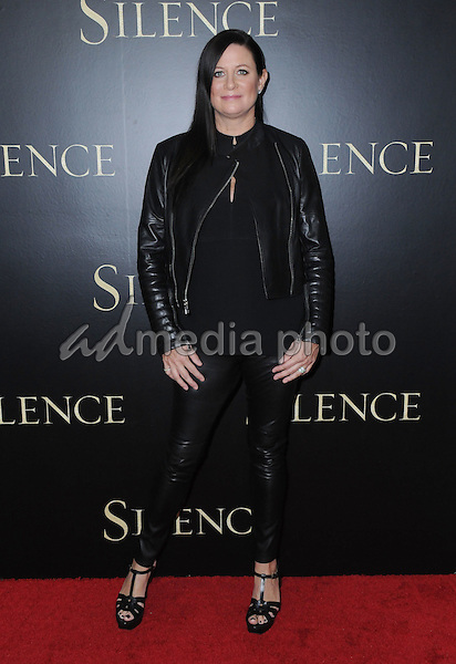 "05 January 2017 - West Hollywood, California - Emma Tillinger Koskoff. ""Silence"" Los Angeles Premiere held at the Director's Guild of America. Photo Credit: Birdie Thompson/AdMedia"
