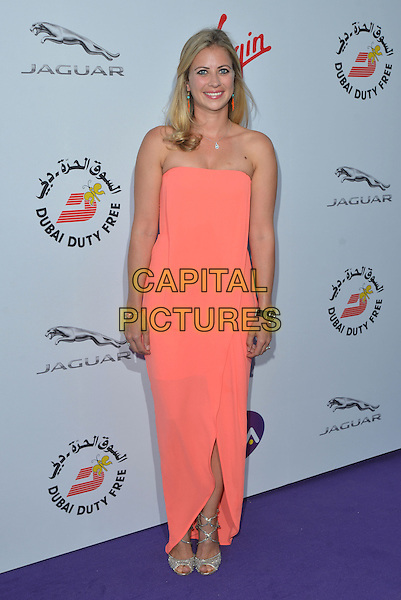 Holly Branson<br /> attending the WTA Pre-Wimbledon Party at  The Roof Gardens, Kensington, London England 25th June 2015.<br /> CAP/PL<br /> &copy;Phil Loftus/Capital Pictures