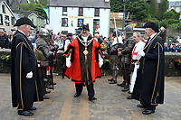 Pictured: David Boswell (C) (STOCK PICTURE)<br /> Re: The Mayor of Pembroke, Councillor David (Dai) Boswell, has appeared before Swansea Crown Court, facing historic charges including rape of a child.<br /> Boswell, who is also the Conservative county councillor for Pembroke St Mary North, has been charged with six counts of indecent assault and one charge of rape.<br /> The charges relate to two alleged victims, said to be under the age of 13 at the time and dating back to the early nineties.<br /> He has now stood aside from his role.
