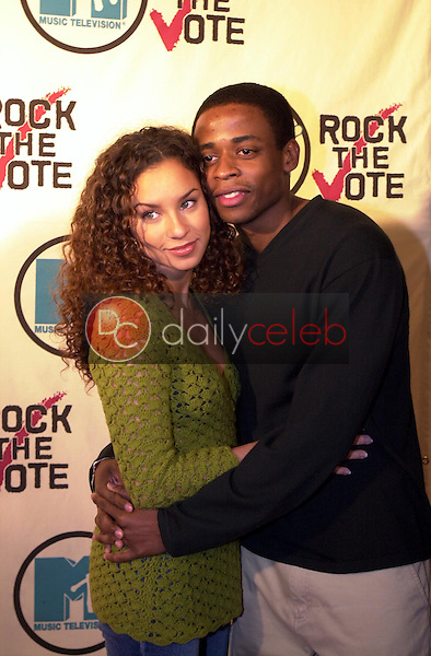 Dule Hill and date