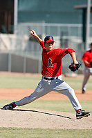 Eddie McKiernan - Los Angeles Angels, 2009 Instructional League.Photo by:  Bill Mitchell/Four Seam Images..