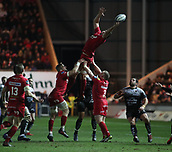 2018 European Rugby Champions Cup Scarlets v Toulonnaise Jan 20th