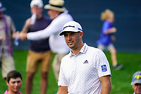Dustin Johnson (USA) during the preview to the Players Championship, TPC Sawgrass, Ponte Vedra Beach, Florida, USA. 11/03/2020<br /> Picture: Golffile | Fran Caffrey<br /> <br /> <br /> All photo usage must carry mandatory copyright credit (© Golffile | Fran Caffrey)