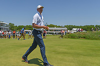 Matt Kuchar (USA) is all smiles as he makes his way down 1 during round 2 of the AT&amp;T Byron Nelson, Trinity Forest Golf Club, at Dallas, Texas, USA. 5/18/2018.<br /> Picture: Golffile | Ken Murray<br /> <br /> <br /> All photo usage must carry mandatory copyright credit (&copy; Golffile | Ken Murray)