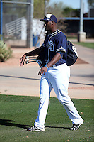 Jabari Blash - San Diego Padres 2016 spring training (Bill Mitchell)