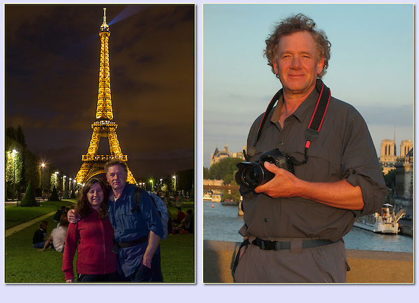 Yes, the French are friendly!<br /> John turns his attention to Paris and Europe.