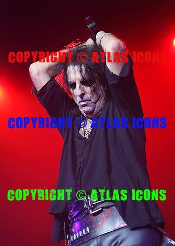 Alice Cooper, live, 2013 ,Ken Settle/atlasicons.com