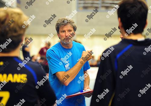 2014-08-30 / Volleybal / seizoen 2014-2015 / Amigos Zoersel / Etienne De Buck<br /><br />Foto: Mpics.be