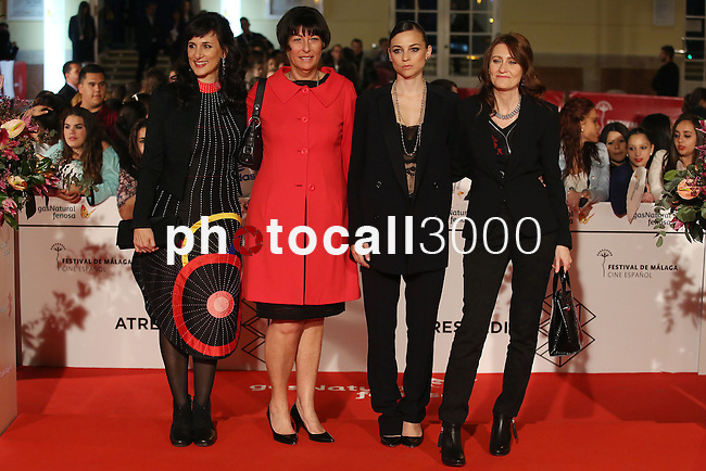 MALAGA. SPAIN. 2014  Alfombra Roja del 17 Festival de Malaga Cine Español. 23/03/14.  Photocall3000