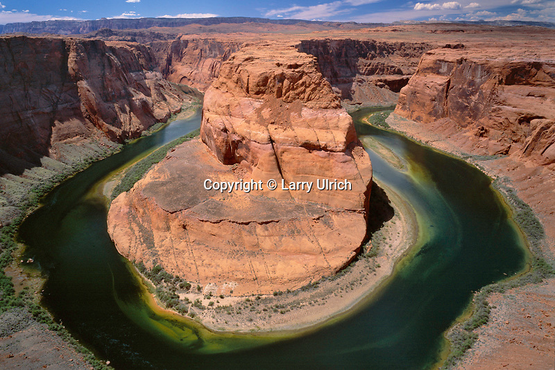 Colorado River below Lake Powell<br />