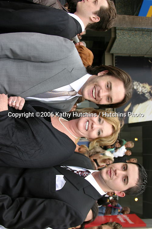 Tom Pelphrey & Mom & Brother.33rd Daytime Emmy Awards.Kodak Theater.Hollywood & Highland.Los Angeles, CA.April 28, 2006.©2006 Kathy Hutchins / Hutchins Photo..