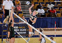 FIU Volleyball v. Jacksonville (9/12/13)