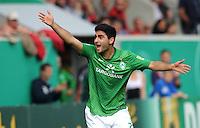 FUSSBALL   DFB POKAL   SAISON 2011/2012  1. Hauptrunde FC Heidenheim - Werder Bremen              30.07.2011 Mehmet Ekici (SV Werder Bremen)