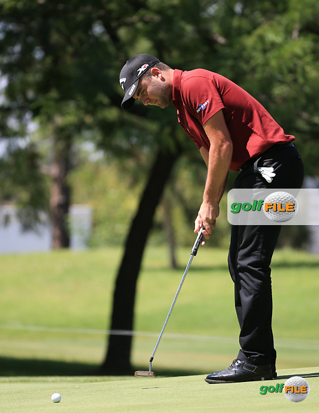 Toby Tree (ENG) in action during Round Three of the 2016 Tshwane Open, played at the Pretoria Country Club, Waterkloof, Pretoria, South Africa.  13/02/2016. Picture: Golffile | David Lloyd<br /> <br /> All photos usage must carry mandatory copyright credit (&copy; Golffile | David Lloyd)