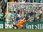29.04.18 Celtic v Rangers: James Forrest scores goal no 5