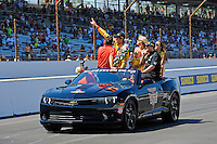 2014: 98th Indy 500