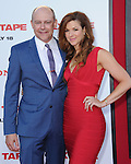 Sandra Corddry and Rob Corddry attends The L.A. Premiere of Sex Tape held at The Regency Village Theatre  in Westwood, California on July 10,2014                                                                               © 2014 Hollywood Press Agency