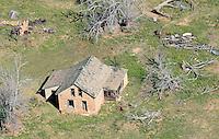 Ghost ranch ruins, southeastern Colorado.  Sept 2013. 84023