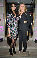 Jackie St Clair and guest at the George Michael Collection VIP private view &amp; reception, Christie's London, King Street Saleroom, King Street, London, England, UK, on Tuesday 12th March 2019.<br /> CAP/CAN<br /> &copy;CAN/Capital Pictures