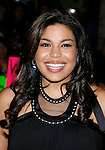 "HOLLYWOOD, CA. - February 24: Singer Jordin Sparks arrives at the Los Angeles premiere of ""Jonas Brothers: The 3D Concert Experience"" at the El Capitan Theatre on February 24, 2009 in Los Angeles, California."