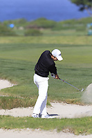 Sang-Moon Bae (KOR) plays his 2nd shot on the 6th hole of Monterey Peninsula CC during Saturday's Round 3 of the 2018 AT&amp;T Pebble Beach Pro-Am, held over 3 courses Pebble Beach, Spyglass Hill and Monterey, California, USA. 10th February 2018.<br /> Picture: Eoin Clarke | Golffile<br /> <br /> <br /> All photos usage must carry mandatory copyright credit (&copy; Golffile | Eoin Clarke)