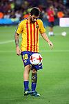 Supercopa de Espa&ntilde;a - Ida.<br /> FC Barcelona vs R. Madrid: 1-3.<br /> Lionel Messi.