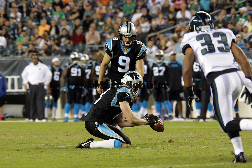 K Gano Graham (Panthers) - Philadelphia Eagles vs. Carolina Panthers, Lincoln Financial Field