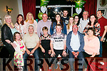 Ian Guerin, Ballyduff celebrates his 18th Birthday with family and friends at Denny Lane on Friday