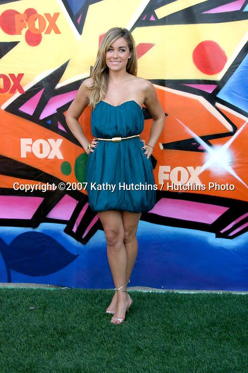 Lauren Conrad.Teen Choice 2007.Gibson Amphitheatre.Universal Studios.Los Angeles,  CA.Aug 26, 2007.©2007 Kathy Hutchins / Hutchins Photo....