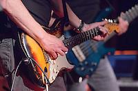 Dominic Miller Band  im Hallenbad Wolfsburg am 28.May 2014. Foto: Rüdiger Knuth