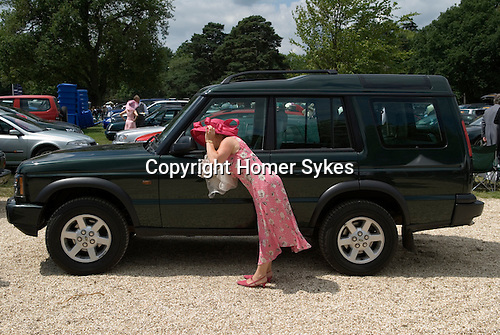 Royal Ascot, Berkshire, England. 2006.