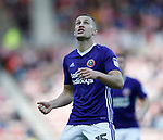 Paul Coutts of Sheffield Utd during the Championship match at the Stadium of Light, Sunderland. Picture date 9th September 2017. Picture credit should read: Simon Bellis/Sportimage