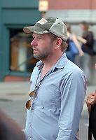 www.acepixs.com<br /> <br /> June 9 2017, New York City<br /> <br /> Walking Dead actor Dallas Roberts walks in Soho on June 9 2017 in New York City<br /> <br /> By Line: Curtis Means/ACE Pictures<br /> <br /> <br /> ACE Pictures Inc<br /> Tel: 6467670430<br /> Email: info@acepixs.com<br /> www.acepixs.com