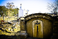 Ghosts of Tubac - Arizona - Cemetery in Tubac, AZ