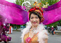 Song Muldrow, Fremont Solstice Parade & Festival, Seattle, WA, USA.