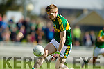 Tommy Walsh Kerry in action against  Cork in the National Football league in Austin Stack Park, Tralee on Sunday.