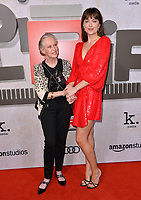 LOS ANGELES, CA. October 24, 2018: Tippi Hedren &amp; Dakota Johnson at the Los Angeles premiere for &quot;Suspiria&quot; at the Cinerama Dome.<br /> Picture: Paul Smith/Featureflash