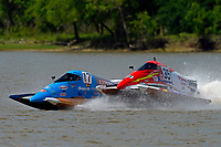 Frame 2: Chris Hughes, (#17) and Mark Schmerbach, (#35) come together in the first turn.    (SST-45 class)