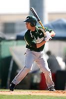 February 20, 2009:  Second baseman Peter Brotons (13) of the University of South Florida during the Big East-Big Ten Challenge at Jack Russell Stadium in Clearwater, FL.  Photo by:  Mike Janes/Four Seam Images