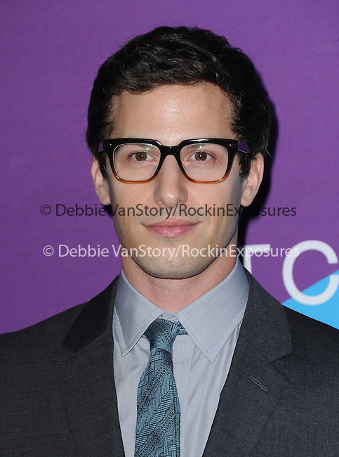 """Andy Samberg attends unite4:good and Variety presentation """"unite4:humanity"""" Celebrating Good, Giving and Greatness Around the Globe held at Sony Picture Studios in Culver City, California on February 27,2014                                                                               © 2014 Hollywood Press Agency"""