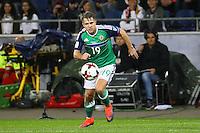 Jamie Ward (Nordirland, Northern Ireland)- 11.10.2016: Deutschland vs. Nordirland, HDI Arena Hannover, WM-Qualifikation Spiel 3