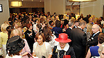 The crowd was wall to wall at the 2010 Best Dressed Luncheon and Neiman Marcus Fashion show at the Westin Galleria Hotel Wednesday March 31,2010. (Dave Rossman Photo)