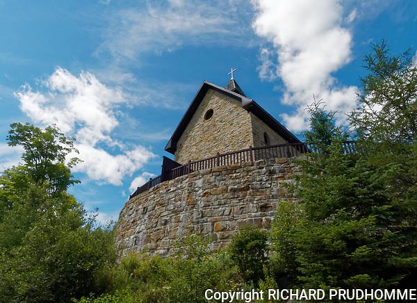 Sainte-Marie-Reine-des-Coeurs Manastery in Chertsey, Quebec