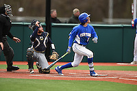 CCSU Baseball vs. Mount St. Mary's 4/8/2016
