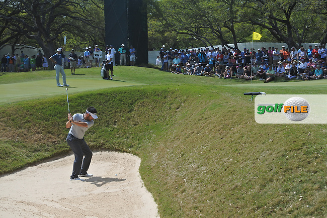 Louis Oosthuizen (RSA) on the 7th during round 5 of the WGC Dell Matchplay championship, austin Country club, Austin, Texas, USA. 26/03/2016.<br /> Picture: Golffile | Fran Caffrey<br /> <br /> <br /> All photo usage must carry mandatory copyright credit (&copy; Golffile | Fran Caffrey)