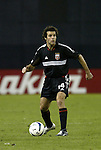 6 November 2004: Ben Olsen. DC United defeated the New England Revolution 4-3 on penalties after the game ended in a 3-3 tie at RFK Stadium in Washington, DC in the Major League Soccer Eastern Conference Championship Match. .