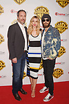 LAS VEGAS, CA - MARCH 29: (L-R) Director Denis Villeneuve, actress Ana De Armas and actor Jared Leto arrive at CinemaCon 2017 Warner Bros. Pictures Invites You to ?The Big Picture?, an Exclusive Presentation of our Upcoming Slate at The Colosseum at Caesars Palace during CinemaCon, the official convention of the National Association of Theatre Owners, on March 29, 2017 in Las Vegas, Nevada.
