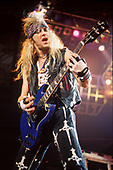 1990: POISON - Flesh and Blood Tour